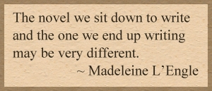 Madeleine L'Engle Quote II