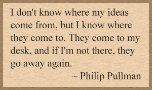 Philip Pullman Quote