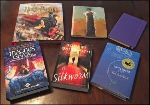 Christmas Books 2015