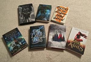 Christmas Books 2017