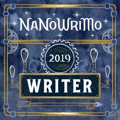 NaNoWriMo 2019 Writer